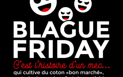 Blague friday
