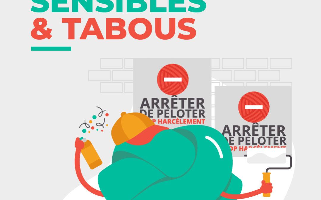 Conférence «Comment communiquer sur les sujets sensibles et tabous»
